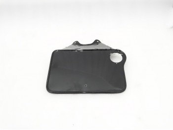 NORTON 16H BLACK PAINTED REAR NUMBER PLATE - |Fit For