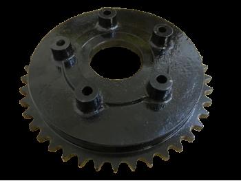 AJS Matchless AMC 42T Brake Rear wheel drum Sprocket Full Width Hub 02-5225 |Fit For