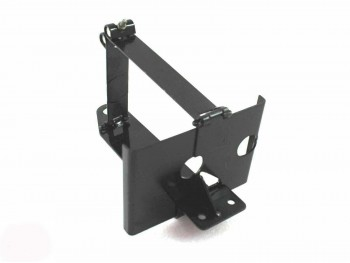 ARIEL BATTERY CARRIER / STAND TOOL MADE BLACK|Fit For