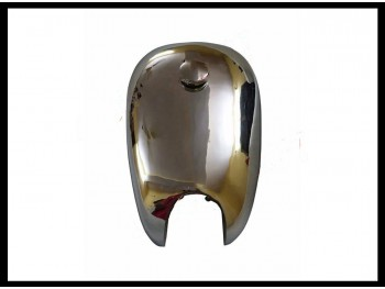 1930's Rudge Whitworth Special Ulster Gas Fuel Petrol Tank Chromed|Fit For