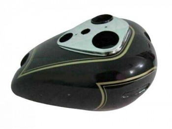 ARIEL SQUARE FOUR BLACK PAINTED PETROL TANK |Fit For
