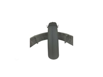 ARIEL RIGID WD 350/500CC FRONT & REAR MUDGUARD SET RAW STEEL |Fit For
