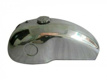 BENELLI MOJAVE ALLUMINIUM GAS TANK YAMAHA DUCATI CAFE RACER WITH PETROL CAP |Fit For