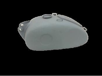 BENELLI 175 ENDURO RAW STEEL PETROL TANK - |Fit For