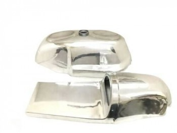 DUCATI 750 SS ALLOY CAFE RACER PETROL TANK WITH SEAT HOOD|Fits For