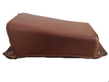 Harley Bobber Chopper P pad bum seat brown bsa cafe racer triumph norton ajs |Fit For