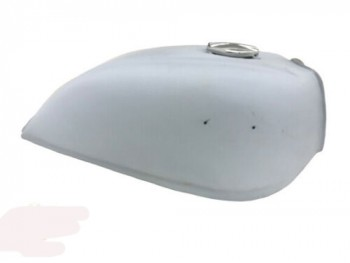 Honda Cb750 Cb 750 Raw Petrol Tank Without Badges & Cap 1978'S |Fit For
