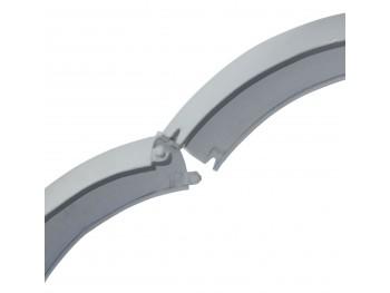 Horex Regina Rear Shield zinc coated steel primer  Fit For