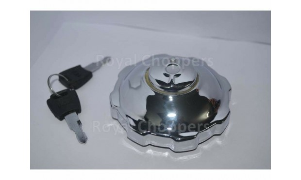 Horex Regina Petrol / Fuel Tank Cap with Keys -  Fit For