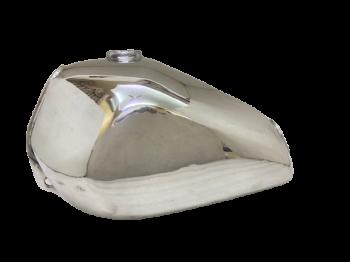 Husqvarna Gas Fuel Petrol Aluminium polished Tank Cap 1982 - 1983 |Fit For