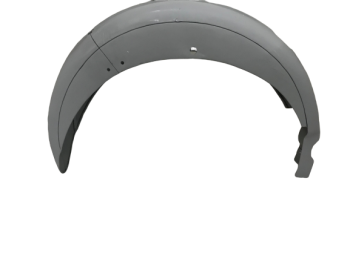 MATCHLESS REAR MUDGUARD RAW STEEL |Fit For