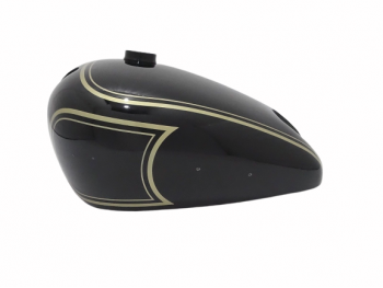 Matchless (Single Cylinder) Black Painted Petrol Tank |Fit For