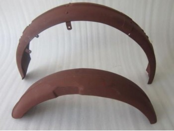 Matchless 1939 G90 Front and Rear Mudguards (BRAND NEW)