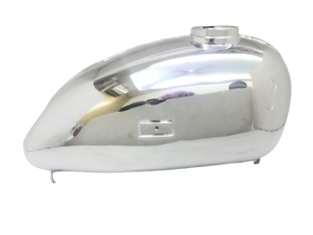 NSU Spezialmax, Supermax & Superlux Aluminum Fuel tank for all production years |Fit For