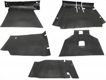 Suzuki Complete Floor Rubber Mat Set Of 5 Samurai Sierra SJ Gypsy SJ410 SJ413|Fit For