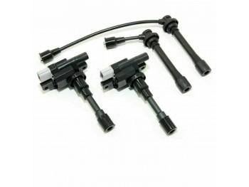Ignition Coil Lead Set Suzuki SN413 G13BB MPFI JB416 Jimny 1.3 M13A Vitara 1.6|Fit For