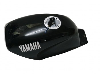 Yamaha YSR 50 80 YSR50 YSR80 1989 steel black fuel tank with cap And tap  Fit For