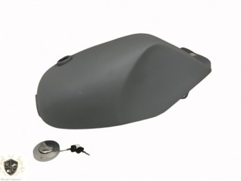 YAMAHA RZ350 31K YPVS FUEL STEEL PETROL TANK RD TD LC (BEST QUALITY) WITH CAP|Fit For