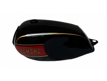 YAMAHA RD350 Black Painted Gas Fuel Petrol Tank 1980-81 |Fit For