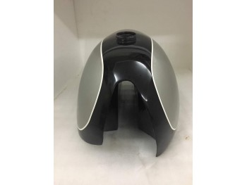 BMW HOSKE HEINRICH BLACK & SILVER PAINTED PETROL TANK CAN  Fit For