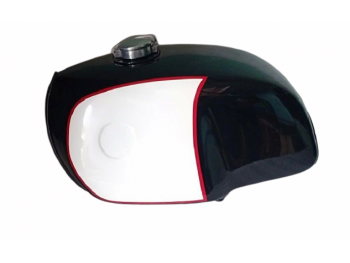 BMW R100 RT RS R90 R80 R75 STEEL DUAL PAINTED PETROL TANK & MONZA CAP|Fit For