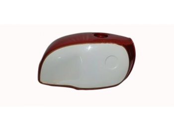 BMW R100 RT RS R90 R80 R75 STEEL RED AND WHITE PAINTED GAS FUEL TANK |Fit For