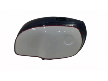 BMW R100S R100CS R100RS R100RT ALUMINUM ALLOY WHITE AND BLUE PAINT PETROL TANK |Fit For