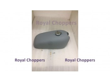 MATCHLESS G3L TRIAL SERIES RAW FUEL TANK WITH CAP & TAP - BRAND NEW