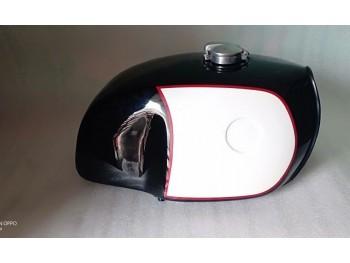 BMW R100 RT RS R90 R80 R75 STEEL DUAL PAINTED PETROL TANK & MONZA CAP