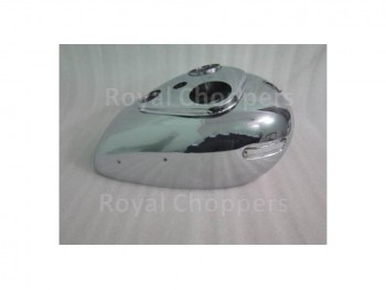 ARIEL PRE WAR 350cc RED HUNTER CHROME GAS PETROL TANK