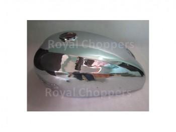 ARIEL SQUARE FOUR PETROL TANK 1000CC CHROME STEEL PETROL TANK (Brand New)